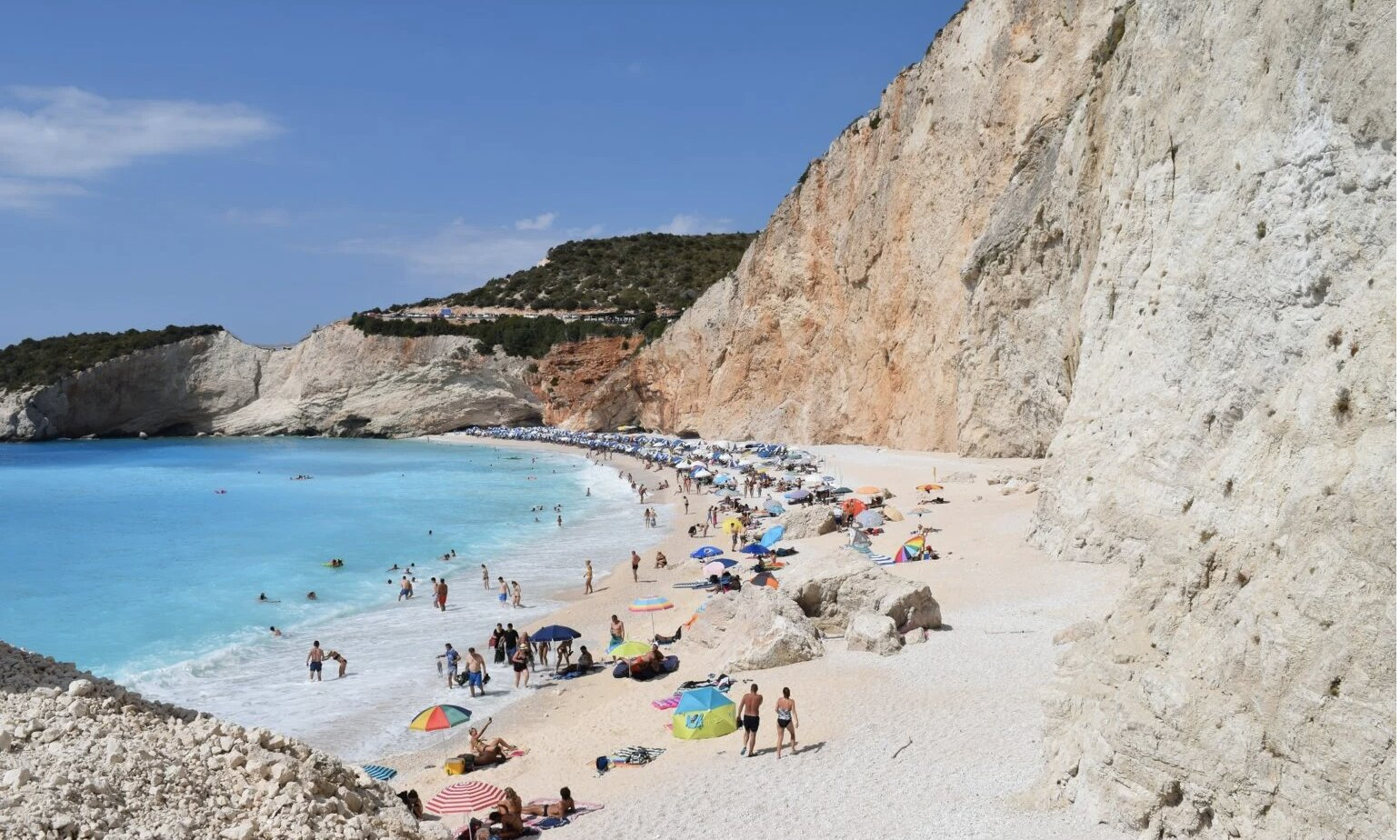 The aim for tourism in Greece is July: But can everybody pack their bags?