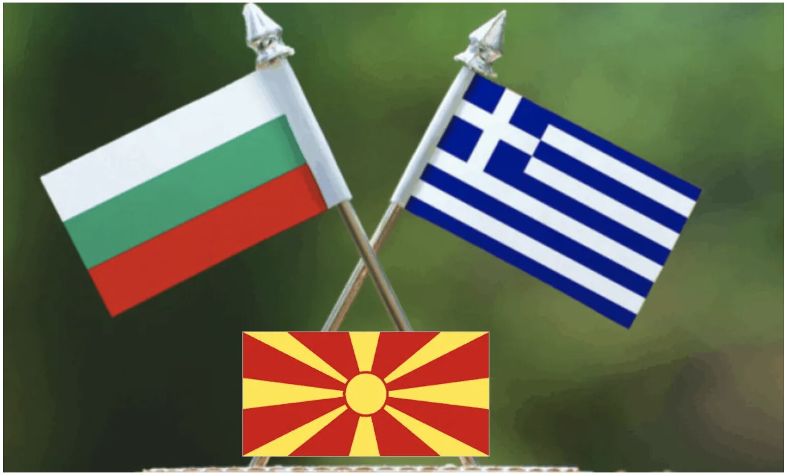 Greece and Bulgaria compete for influence over Skopje, says professor