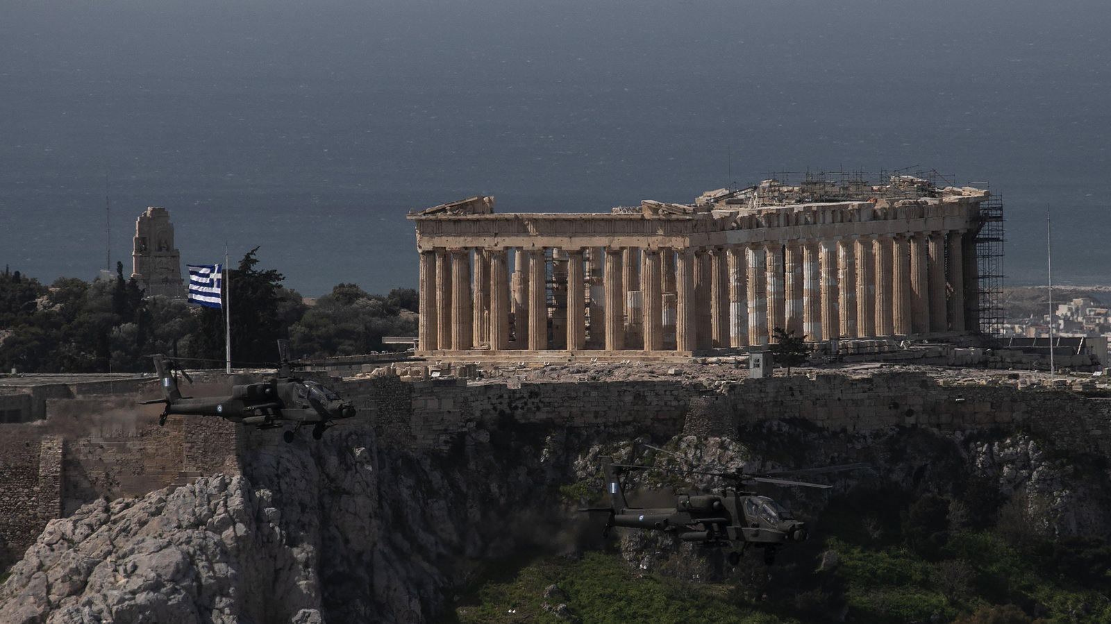 The Coronavirus Is Hurting Travel, So Greece Has Begun Offering Virtual Tourism