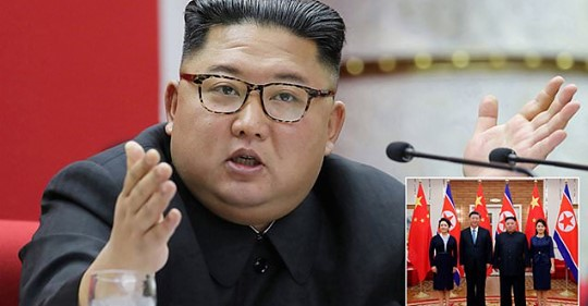 MORE rumors claim Kim Jong Un is dead: China-backed journalist claims North Korean dictator has died, Japanese report says he's in a coma – but satellite photos show his private train visited holiday home THIS WEEK