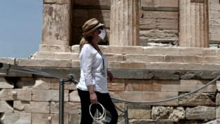 Coronavirus: Greece to reopen tourism season in June, PM says