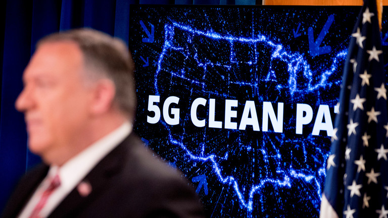 DHS & FBI fear more attacks on 5G infrastructure fueled by Covid-19 conspiracies. Gee…WE WONDER WHY?…