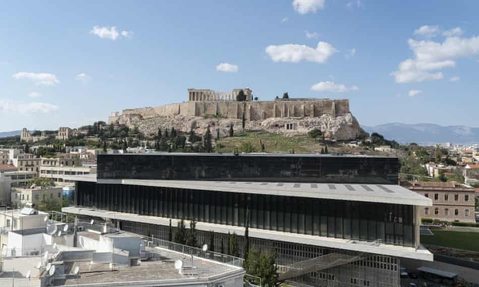 Athens hotel ordered to demolish top floors blocking Acropolis view