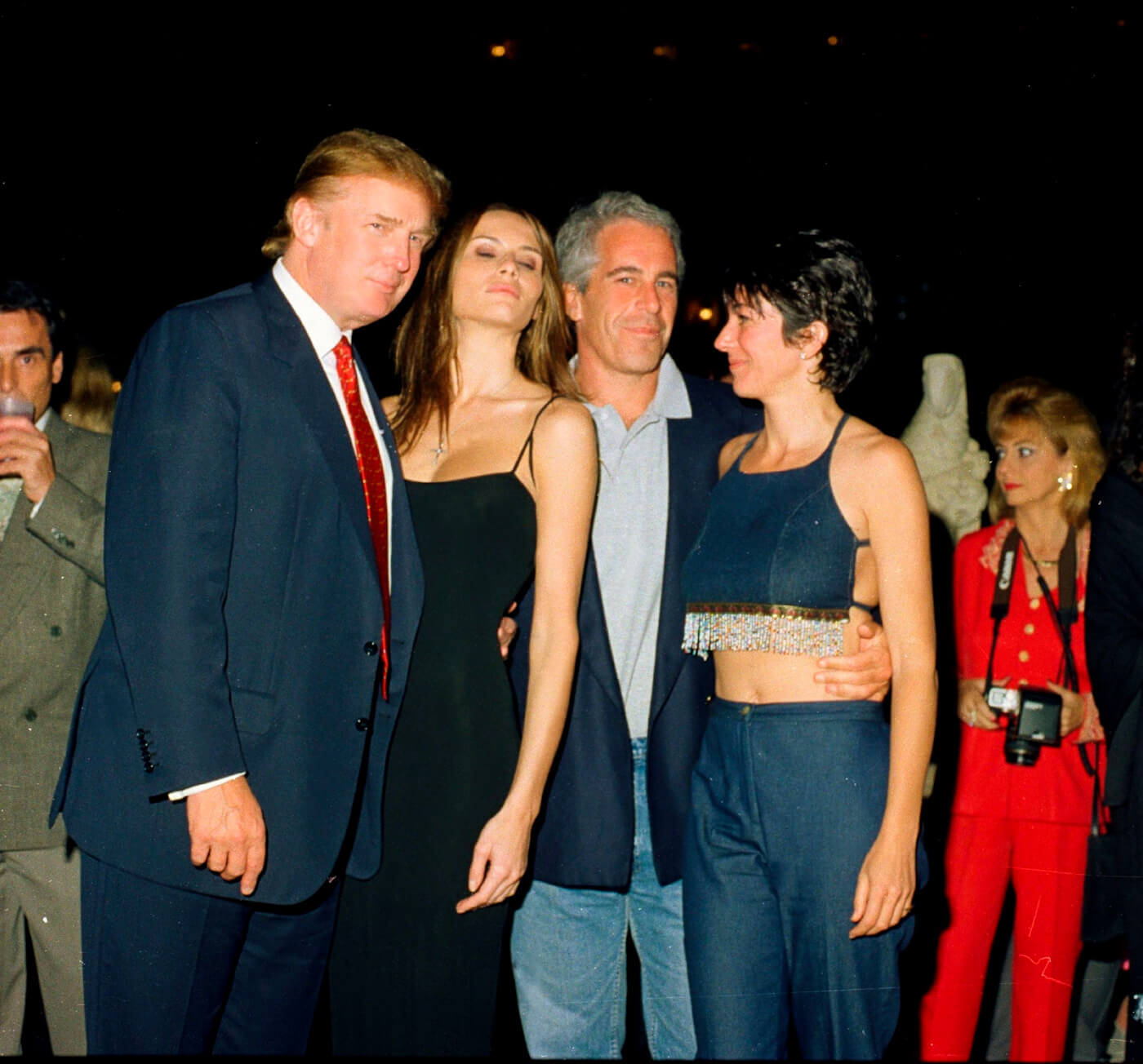 Report: Jeffrey Epstein made his money from Bill Gates, Leslie Wexner and… Donald Trump