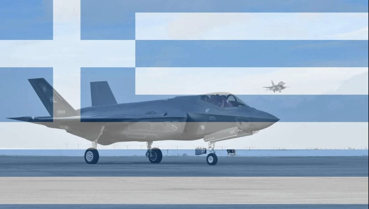 Turkish Media: Greece's F-35 jets will turn the Aegean Sea into a Greek lake