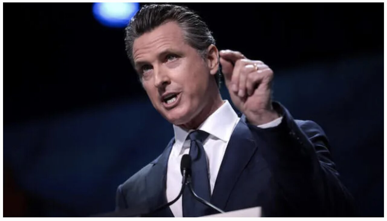 Gov. Newsom: California 'NOT Going Back to Normal' Until We Have a Vaccine