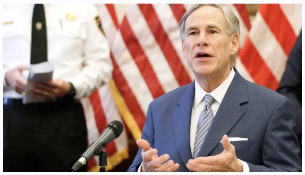 Texas Governor Signs Executive Order Freeing Salon Owner Shelley Luther From Jail