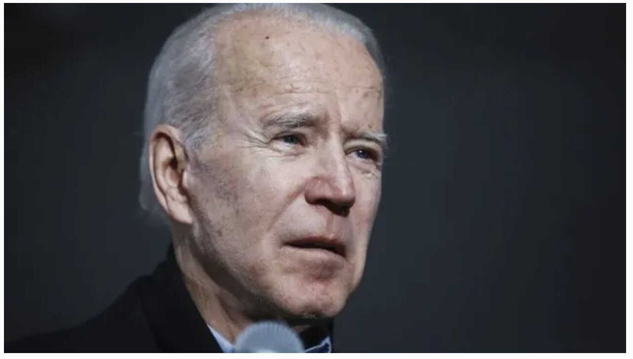 Video Emerges of Biden Admitting He Was Arrested for 'Following' Female College Students