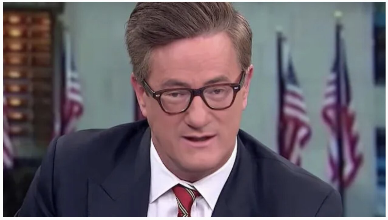 Video Surfaces of Joe Scarborough 'Joking' About Having Sex With Intern Then Killing Her
