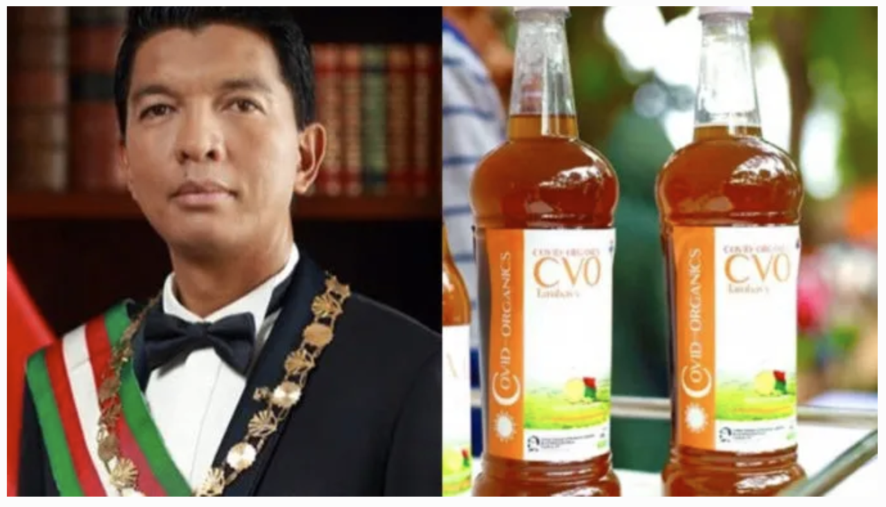 Madagascar's President Claims W.H.O Offered $20 Million Bribe To Contaminate Covid-19 Remedy