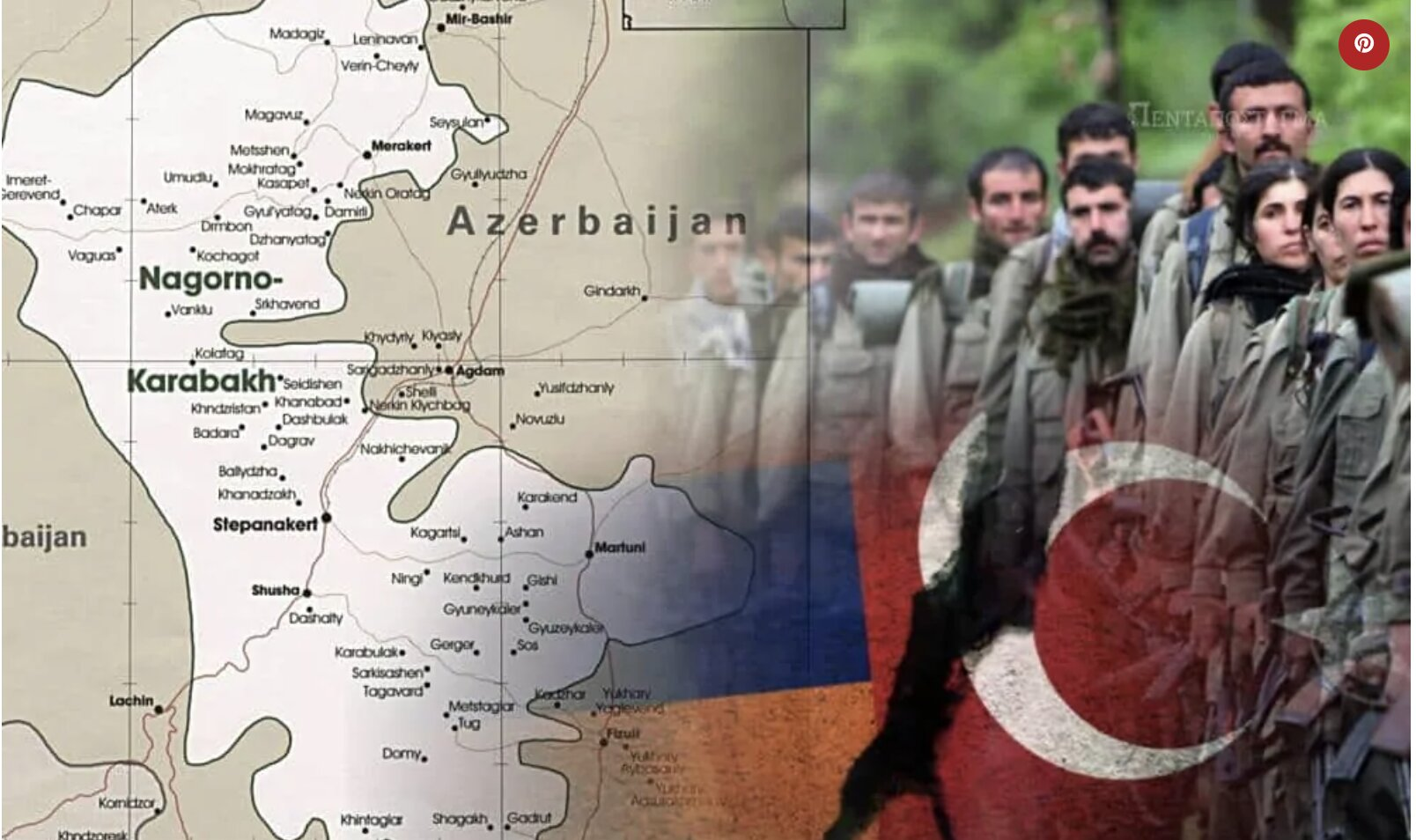 Turkey fears Armenia is preparing to reunite with Artsakh