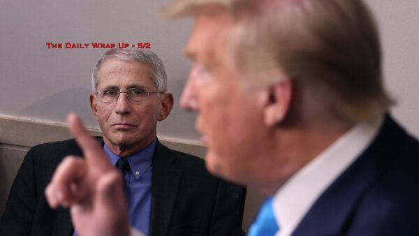 "THE FULL STORY BEHIND ""FAUCI'S"" 3.7 MILLION TO WUHAN, FLU/CV OVERLAP & IT WAS ALWAYS ISRAELGATE"