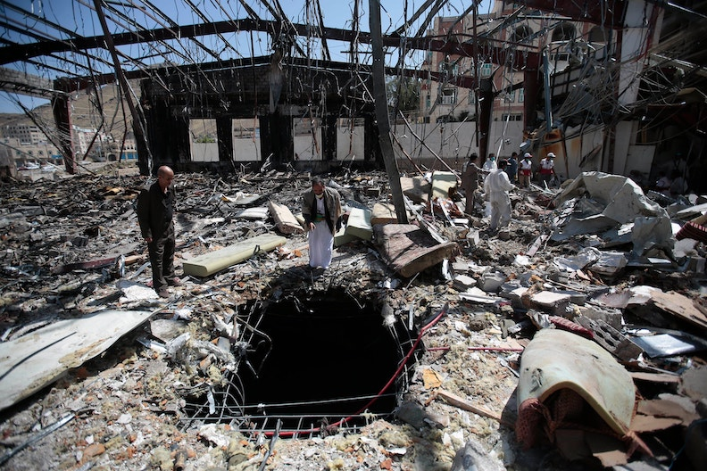 Why Bombs Made in America Have Been Killing Civilians in Yemen