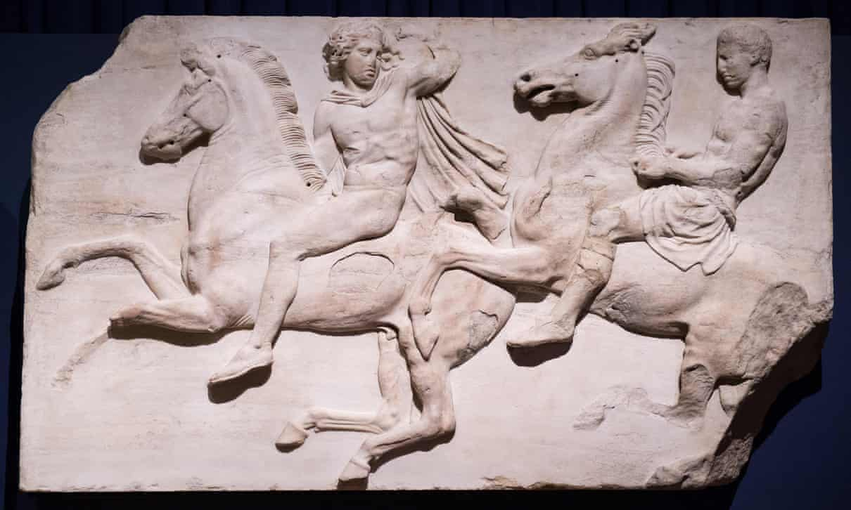 'Product of theft': Greece urges UK to return Parthenon marbles