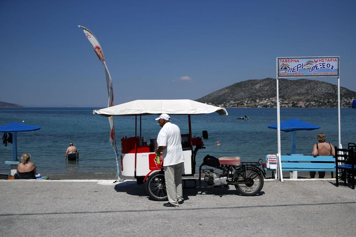 Greece says pandemic to worsen long-term economic problems