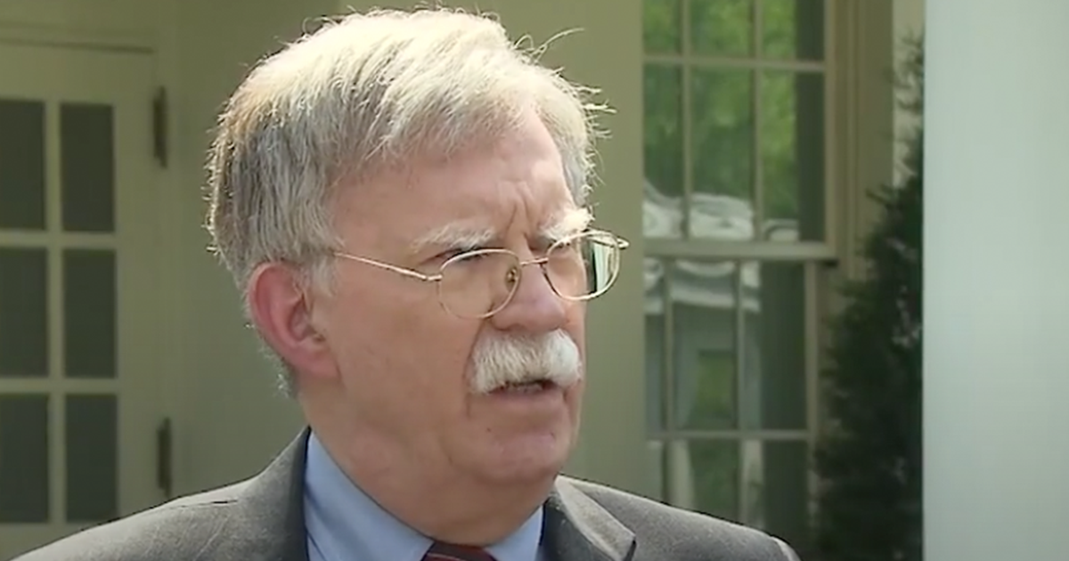 "Bolton claims Trump called for scumbag journalists to be ""executed"""