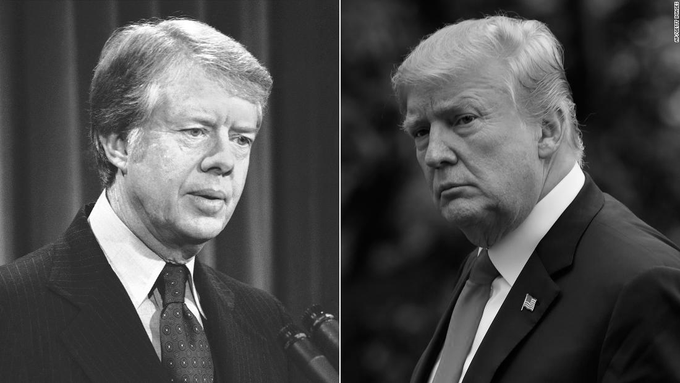 POLL SHOCK: TRUMP APPROVAL 38% – JIMMY CARTER LEVELS