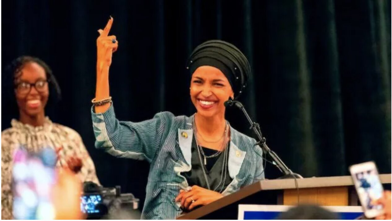TURKISH/ERDOGAN AGENT Ilhan Omar: It's Time to Disband Minneapolis Police Dept