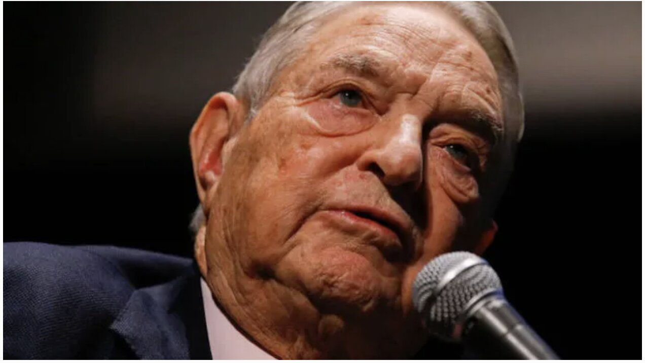 George Soros' Twitter Page Flooded With Millions of People Calling For His Arrest For 'Treason'