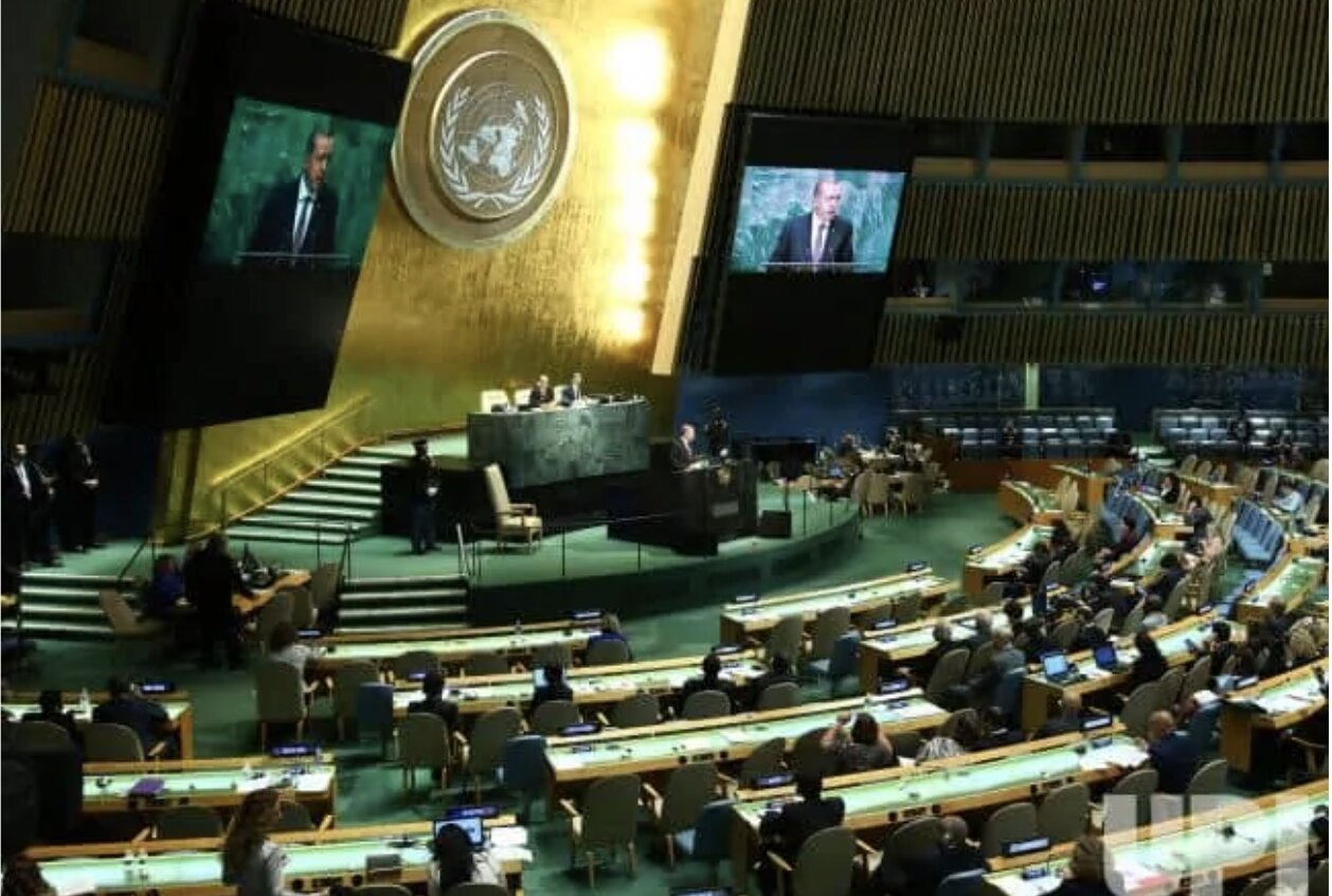 Greece, Cyprus & Armenia make historical move by blocking Turkey from leading UN General Assembly