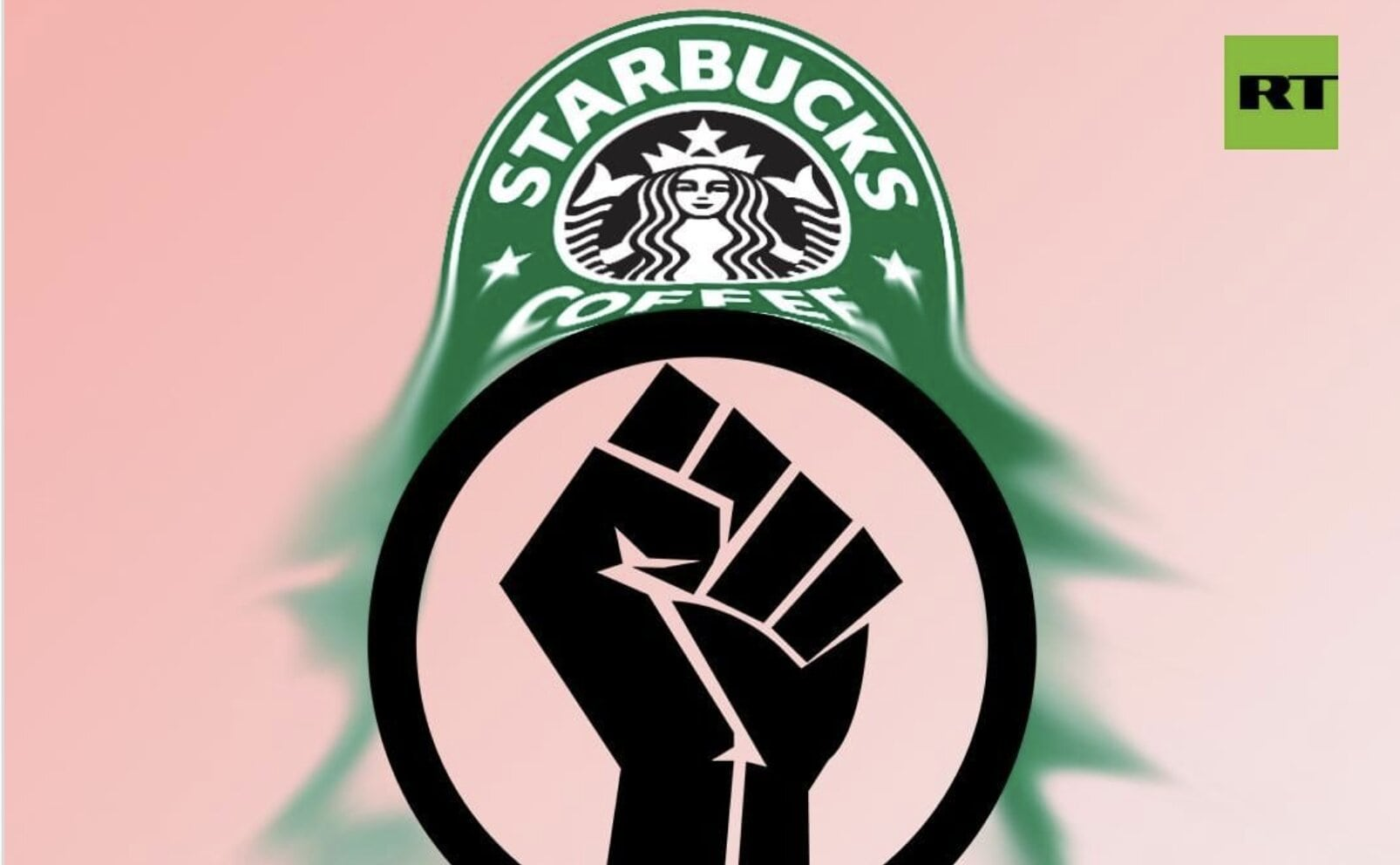 BLM targets Starbucks after leaked memo to its staff bans employees from wearing Black Lives Matter accessories