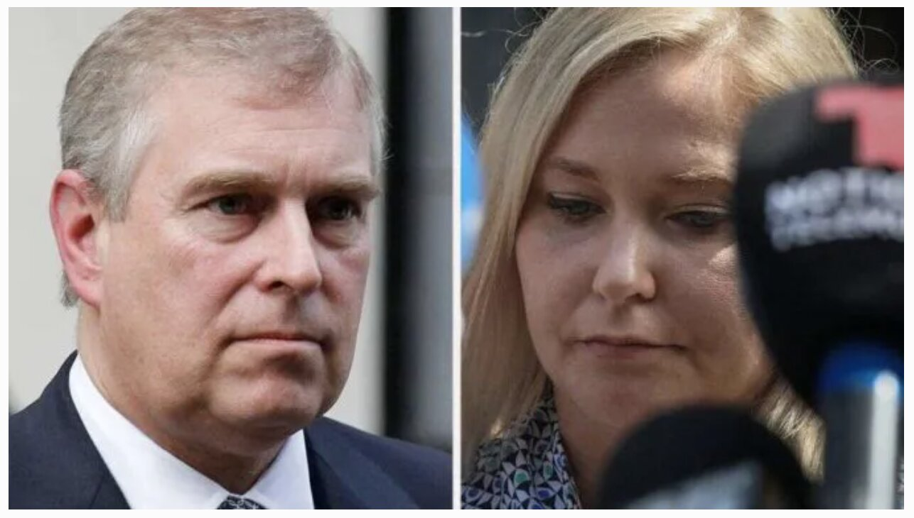 Epstein's Child Sex Slave and Prince Andrew Accuser Hospitalized With Deadly Infection