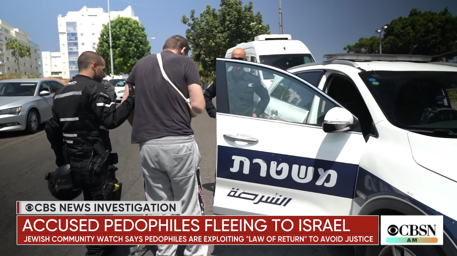 Israel systematically hides escaped American pedophiles – How Jewish American pedophiles hide from justice in Israel