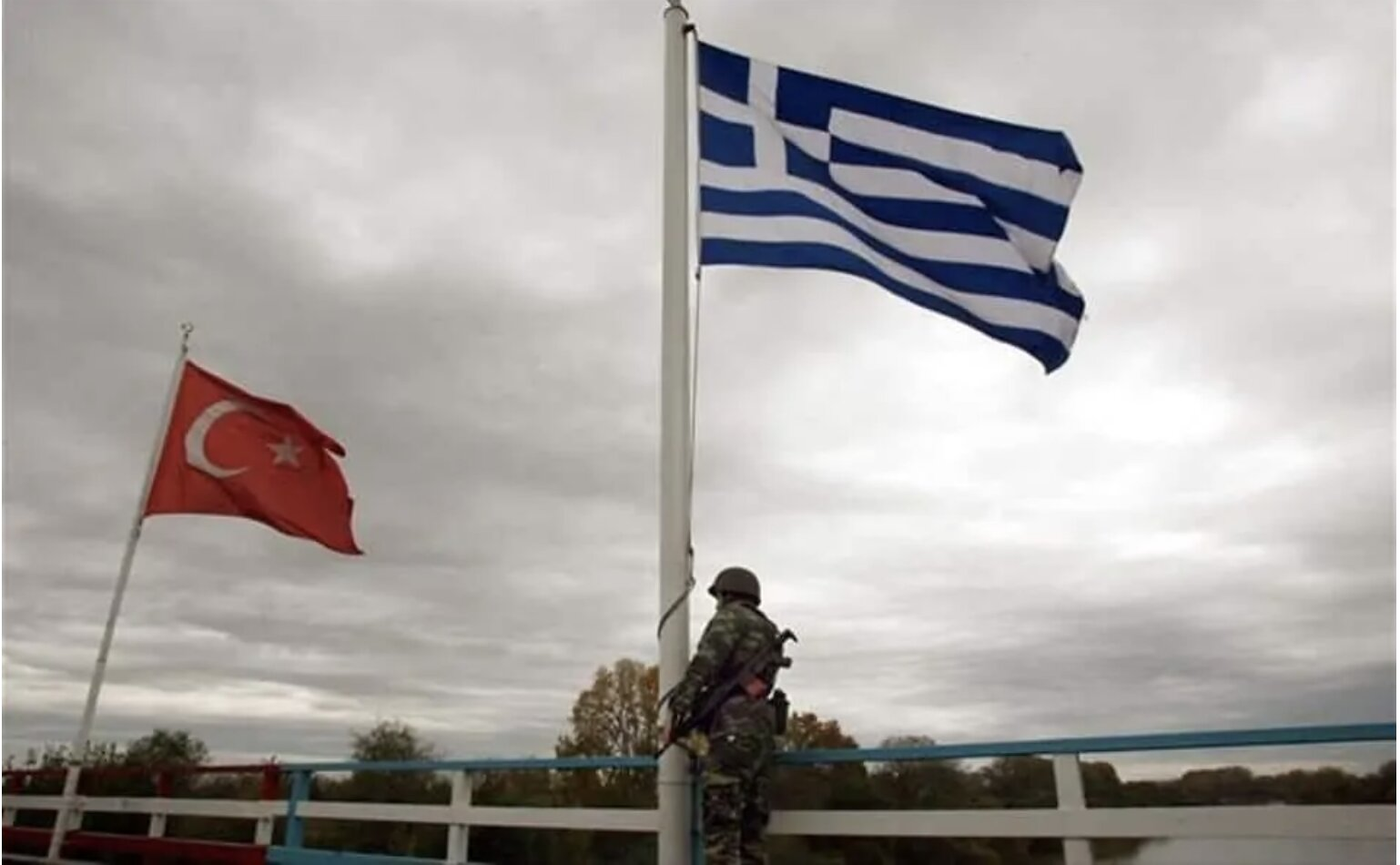 Greece to open the land border with Turkey as tensions remain high