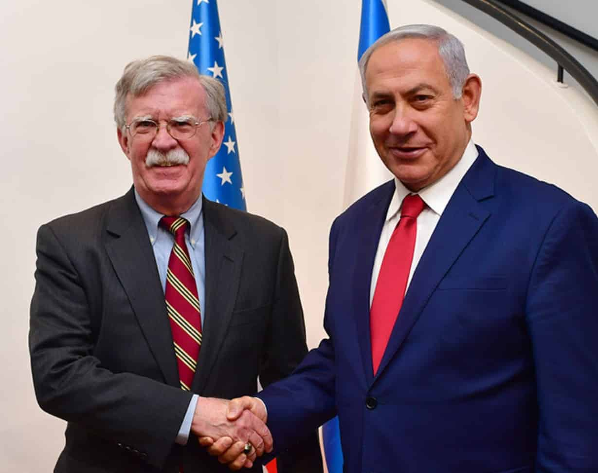 Blockbuster: Netanyahu Loves Trump, So Why did he conspire with Bolton to Keep Trump from Talking to Iran?