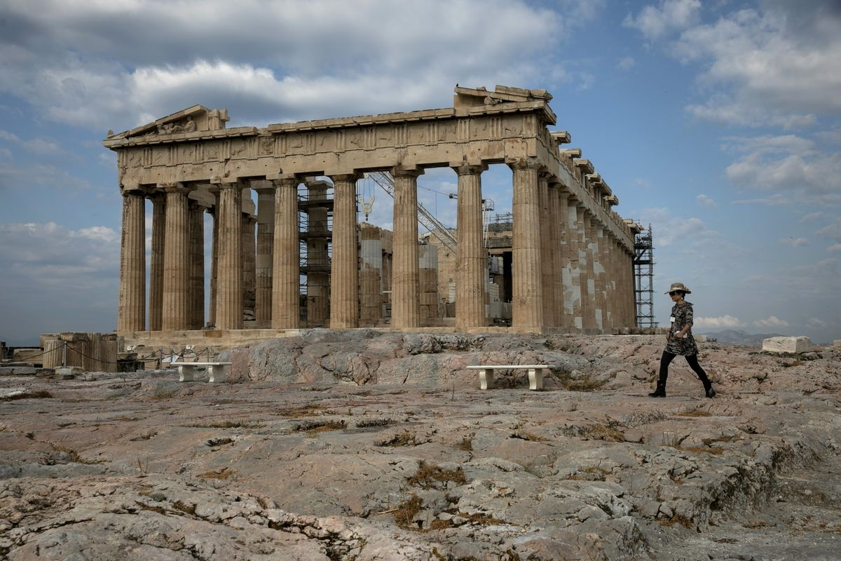 Greece Says Will Do 'Whatever It Takes' to Protect Sovereignty