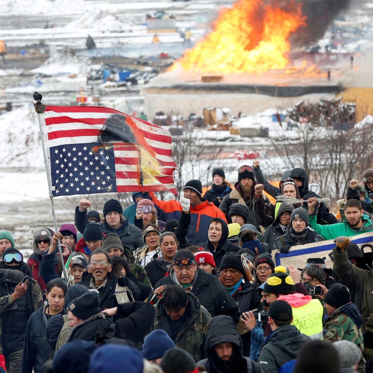 Trump Reeling: Court Shuts Down Useless Dakota Pipeline