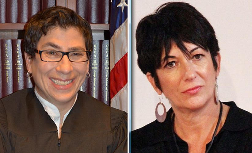 The judge in the Ghislaine Maxwell case, Alison J. Nathan, is openly a lesbian and with LGBT. Is she also…LGBTQP???