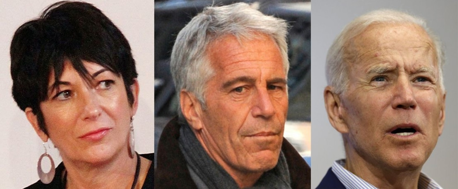 Ghislaine Maxwell, Jeffrey Epstein And Joe Biden: Private Islands, Secret Ports And Submarines
