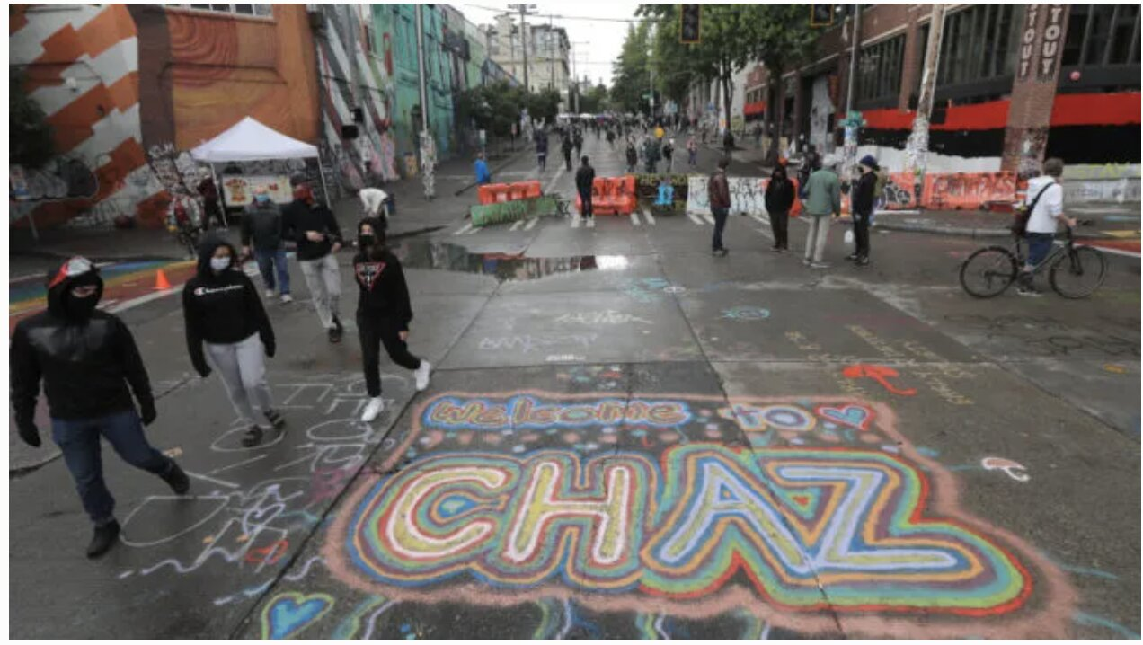 Seattle Police Arrest Remaining Protesters After Mayor Ordered Shut Down Of CHAZ