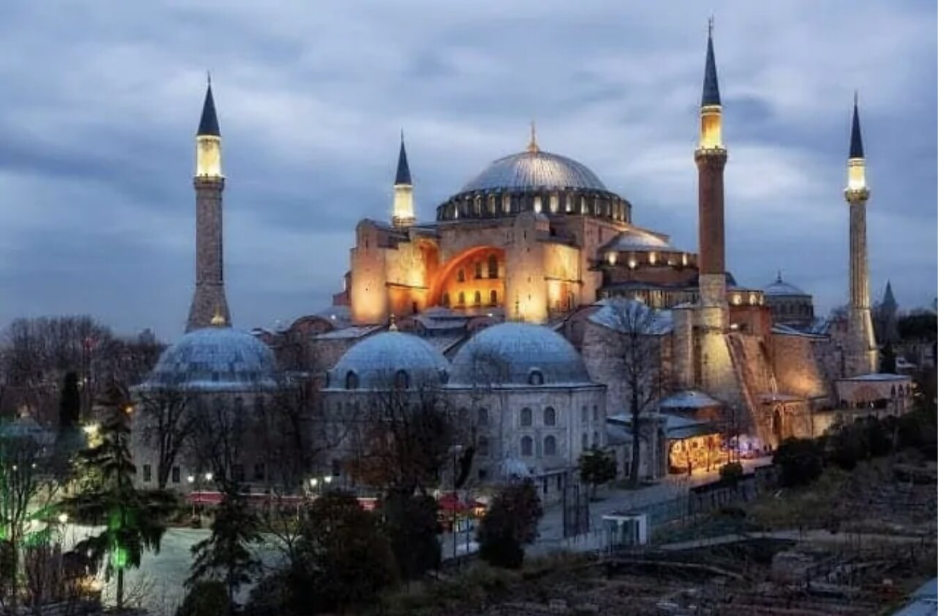 Greece to put sanctions on Turkey over Hagia Sophia conversion into mosque