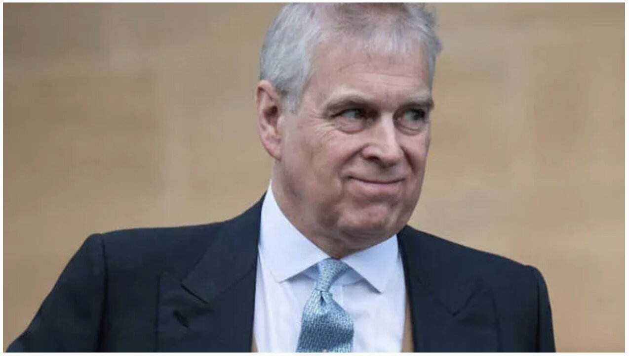 Prince Andrew Is on Epstein's SICKENING 'Sex Tapes', Lawyer Claims