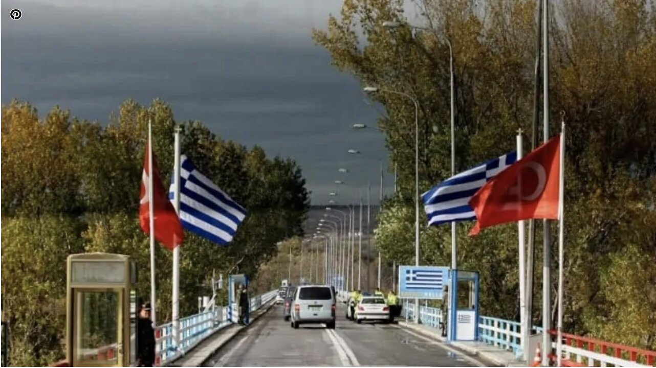 Thousands of Greeks travelled to Turkey in the first half of July