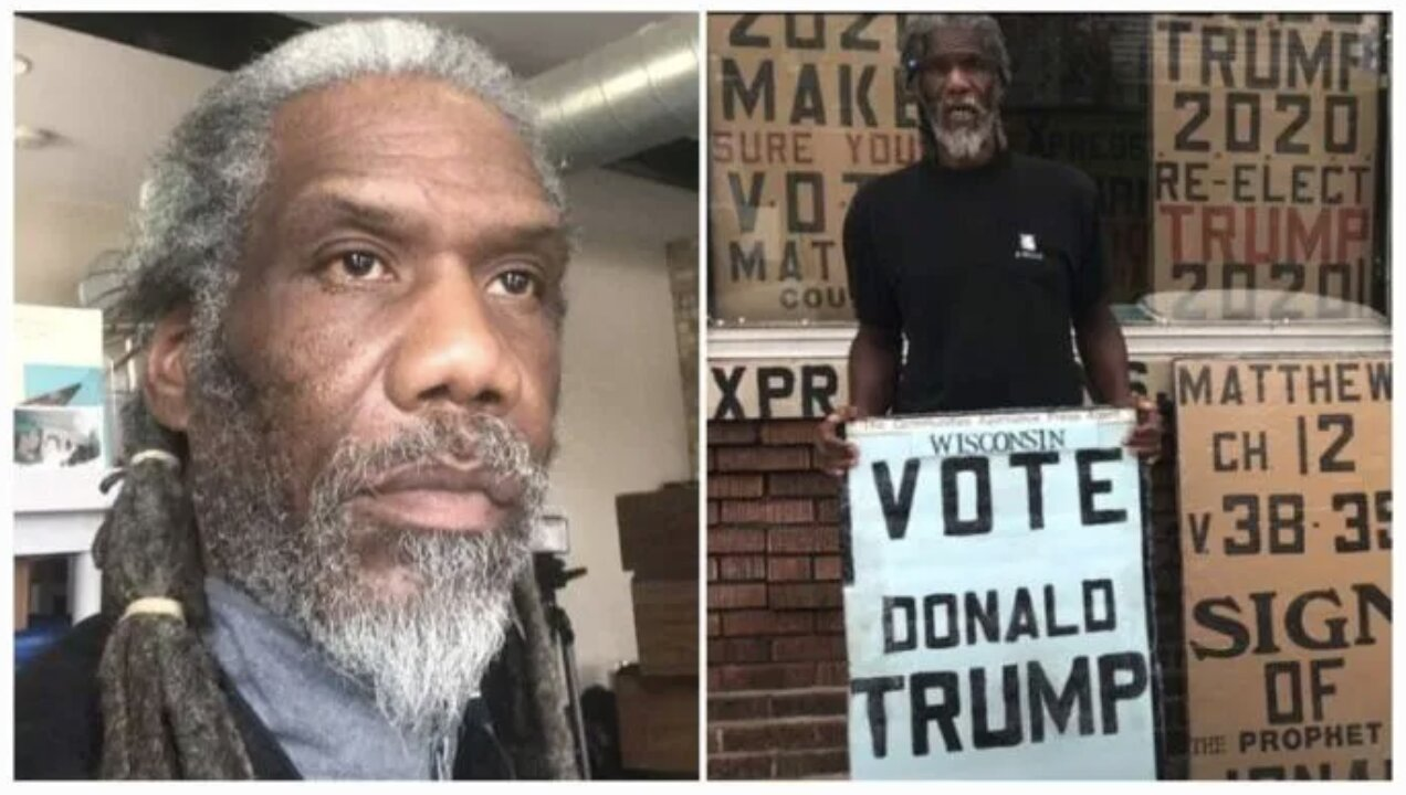 Black Community Elder Shot to Death 'Execution Style' Hours After Pro-Trump Interview