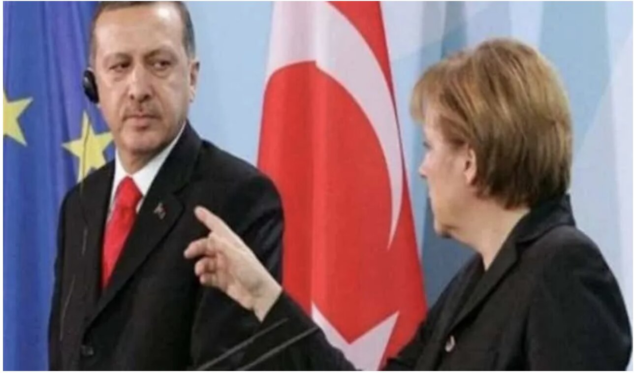 "Merkel told Erdoğan that ""the Greeks are not joking"" about defending their maritime space"
