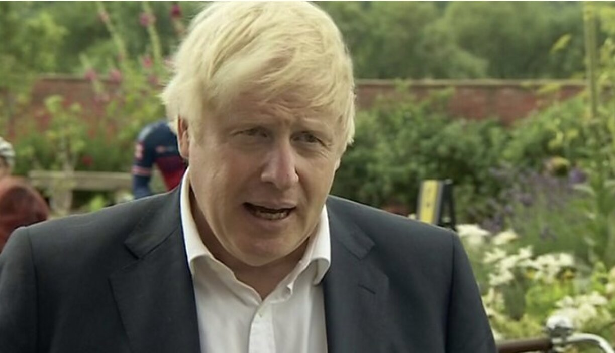 Coronavirus: Boris Johnson warns of Europe 'second wave' amid Spain row