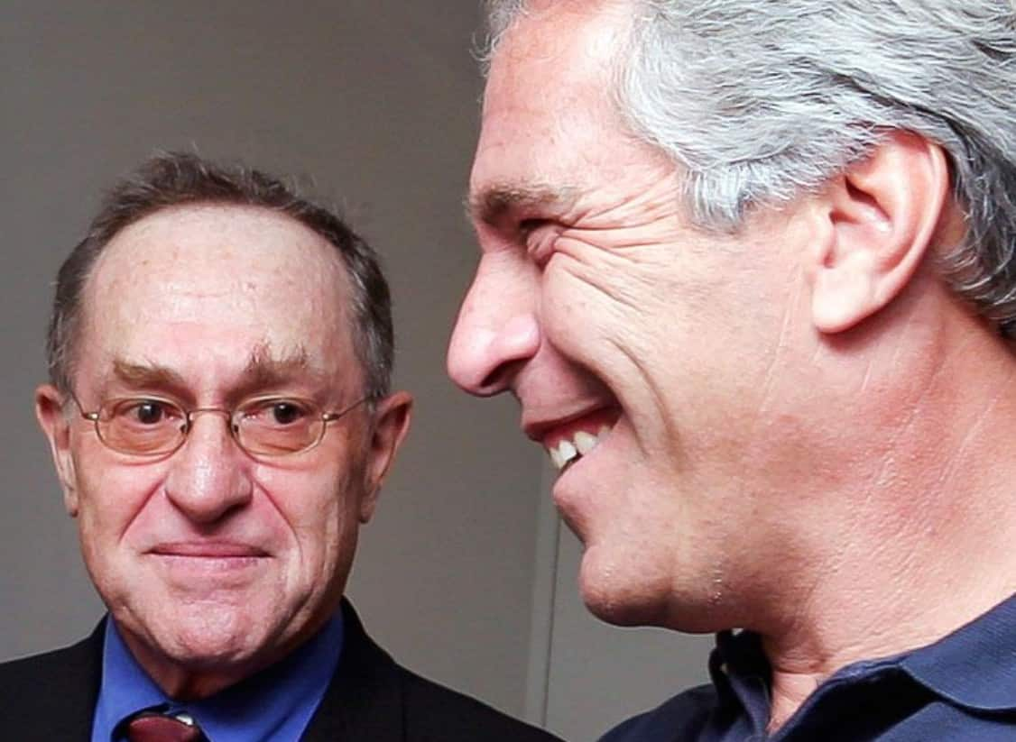 Sputnik: Dershowitz Reveals Maxwell Was Epstein's Co-Conspirator (What does it say about Dersho?)