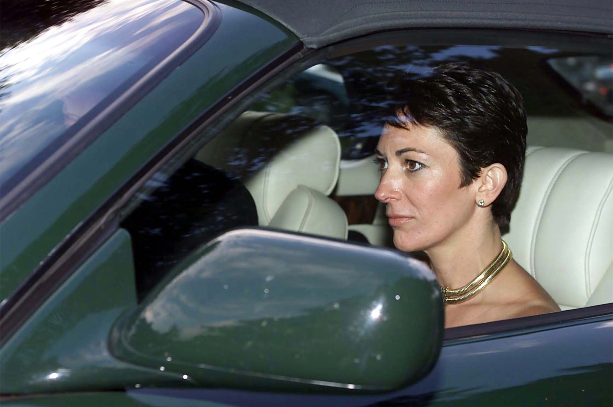Powerful men are scared about what Ghislaine Maxwell will say