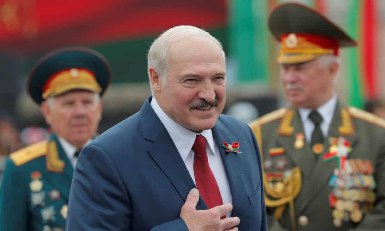 Belarus president says opponents trying to organise massacre