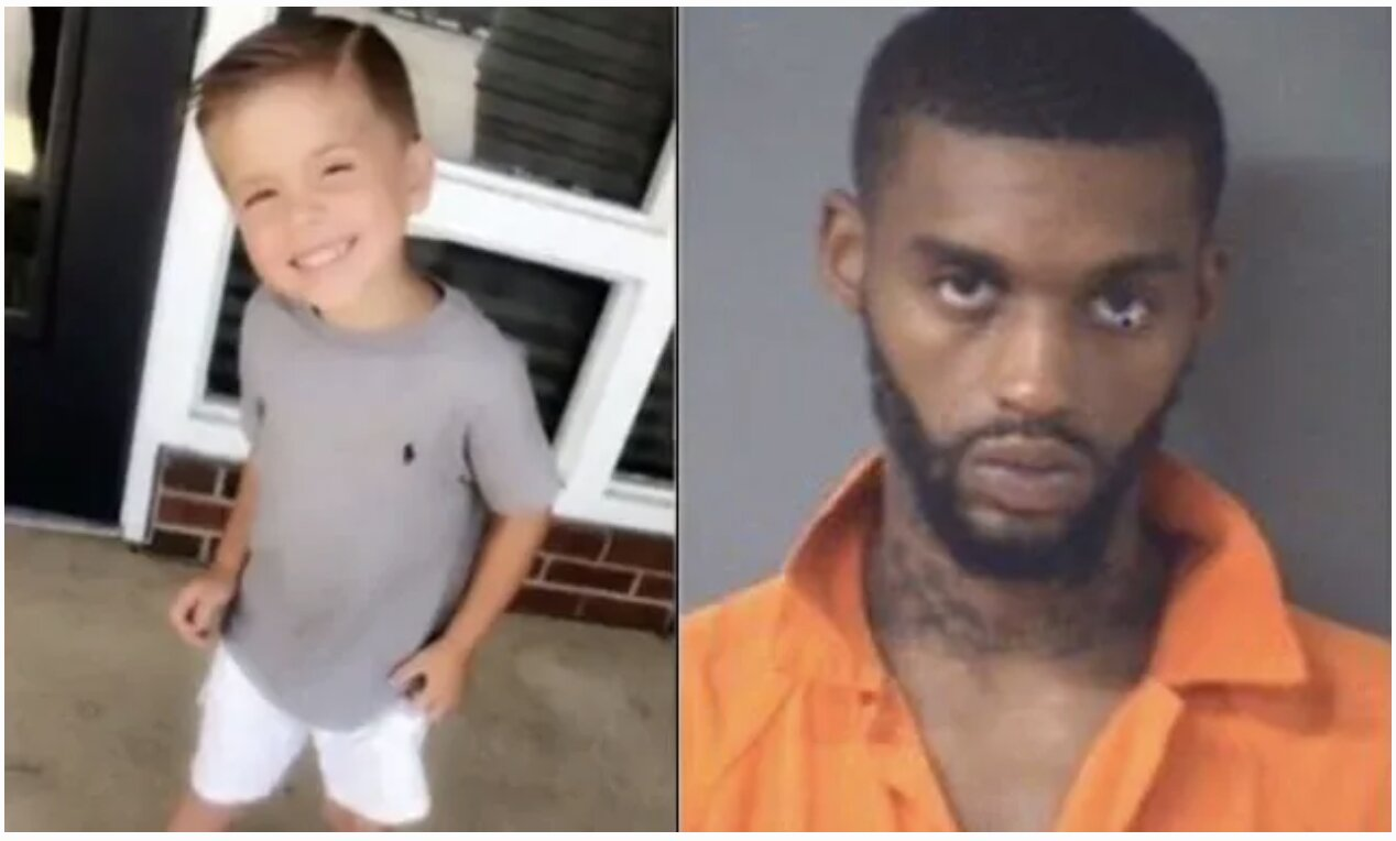 5-Year-Old Boy 'Executed Point Blank' by Criminal Black Thug – Silence From National Media