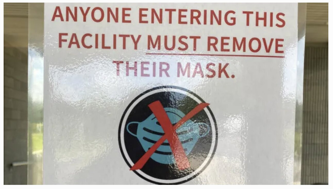 Florida Sheriff Bans Employees & Visitors From Wearing Face Masks
