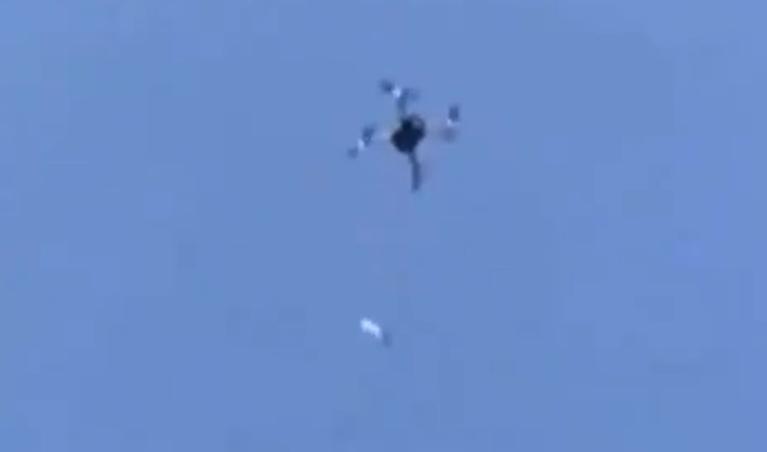 Israeli Drones Dropping Mini-Nukes, 2019 VT Exclusive Now Key to Beirut Investigation