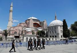 NEO – Turkey: The political economy of Hagia Sophia