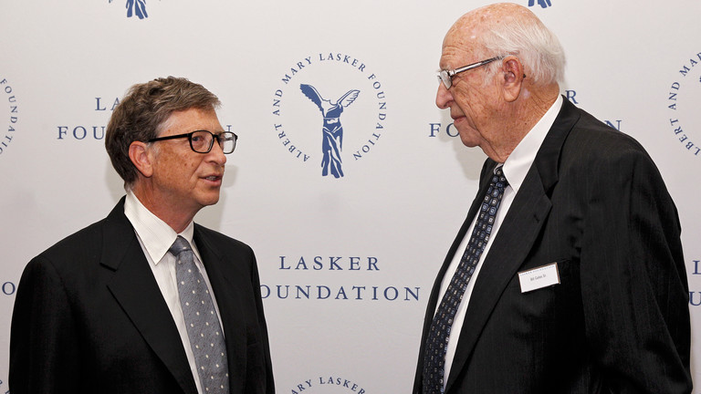 Former head of MURDEROUS Planned Parenthood, Bill Gates Senior, father of Bill Gates, dies at 94. Unsure if COVID-19 was cause.