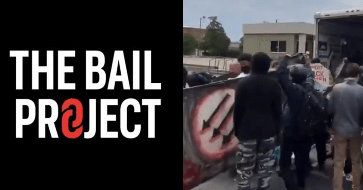 Bail Project Linked to Antifa U-Haul Got Up to $1M in Federal COVID Funds