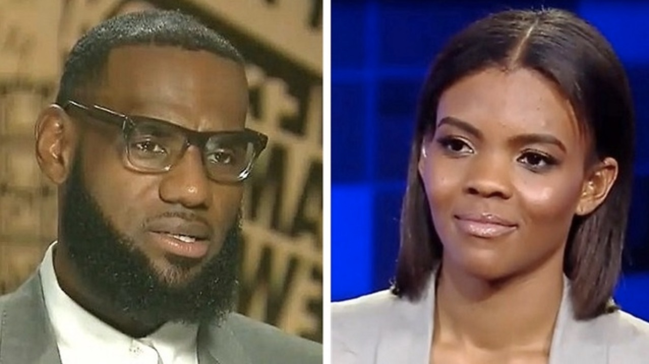 "Candace Owens rips ""dishonest rhetoric"" from LeBron after ambush against deputies."